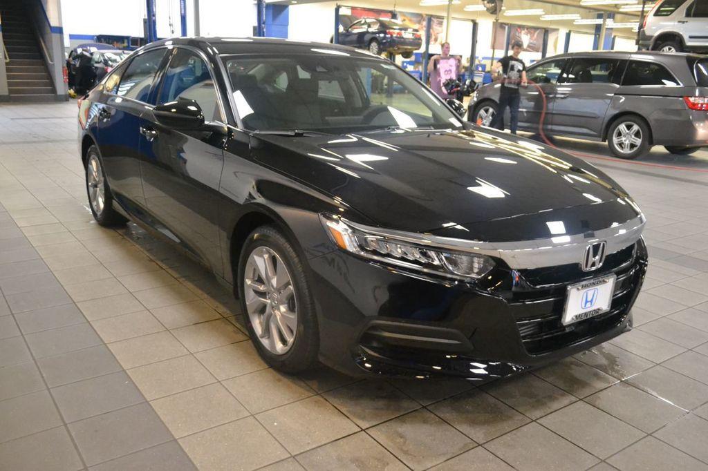 2019 Honda Accord Sedan LX 1.5T CVT - 18338740 - 3