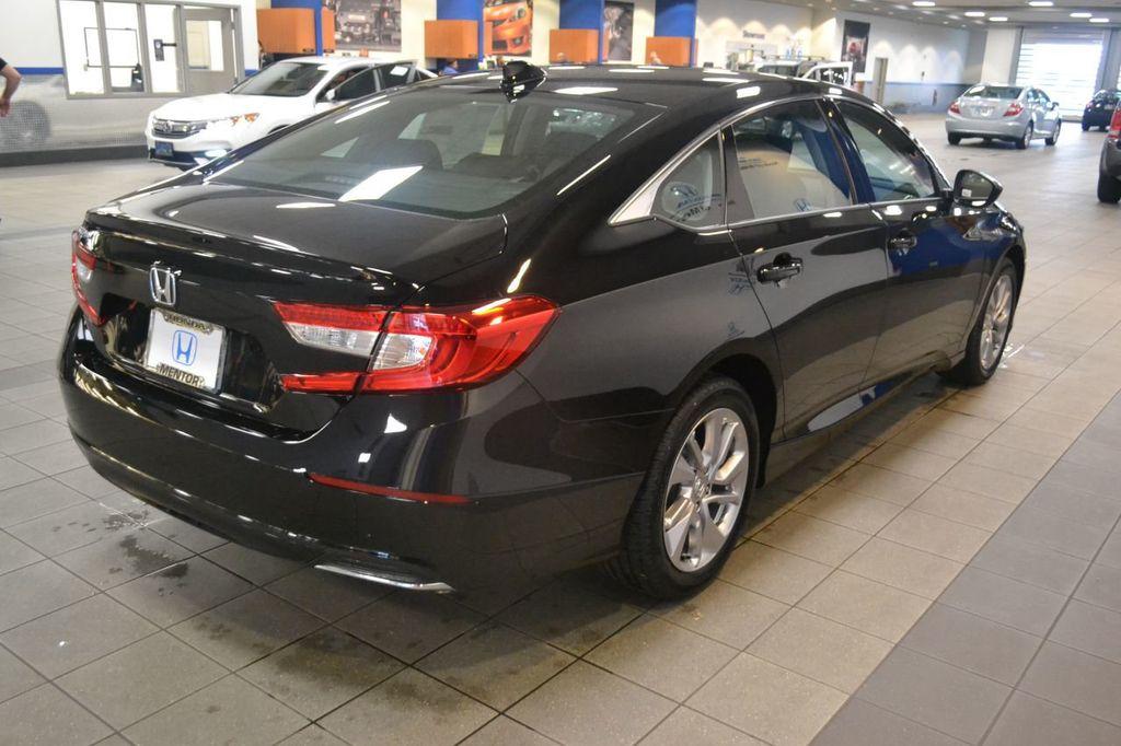 2019 Honda Accord Sedan LX 1.5T CVT - 18338740 - 4