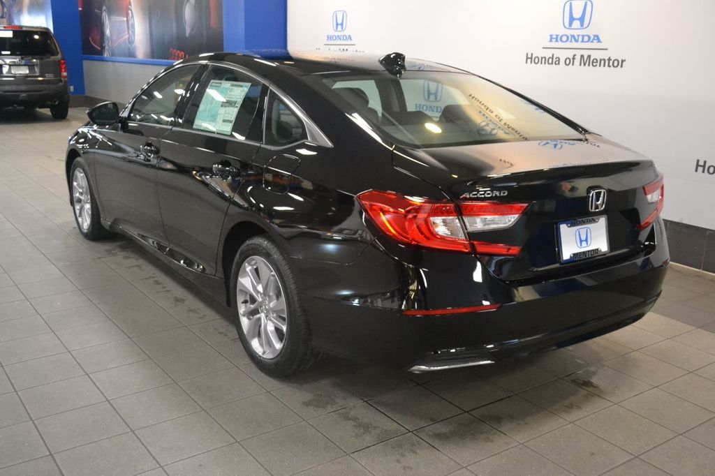 2019 Honda Accord Sedan LX 1.5T CVT - 18338740 - 6
