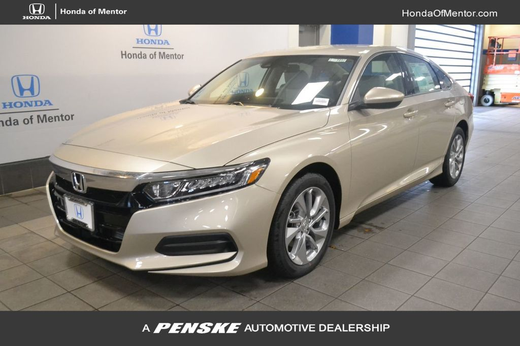 2019 Honda Accord Sedan LX 1.5T CVT - 18389248 - 0