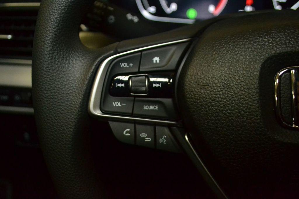 2019 Honda Accord Sedan LX 1.5T CVT - 18389248 - 20