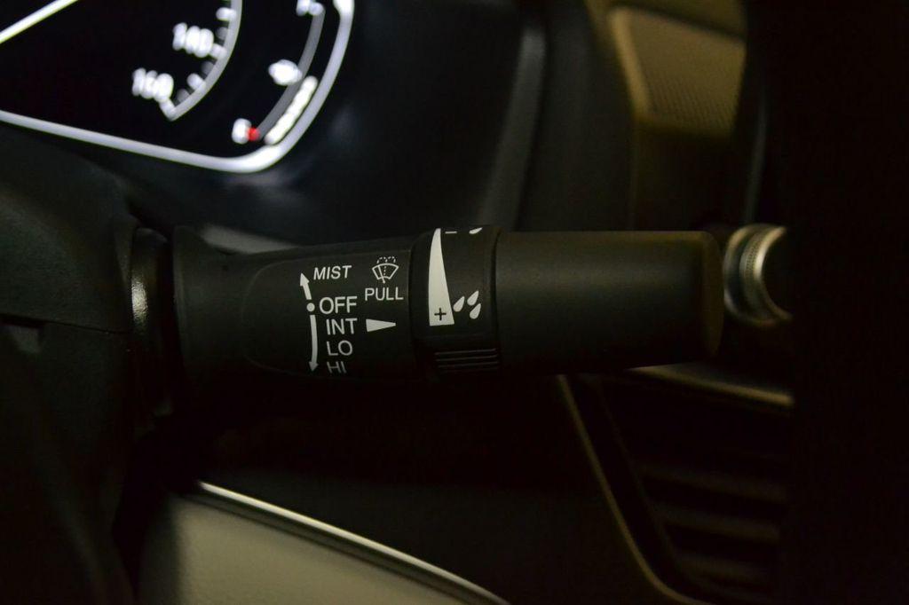 2019 Honda Accord Sedan LX 1.5T CVT - 18389248 - 22