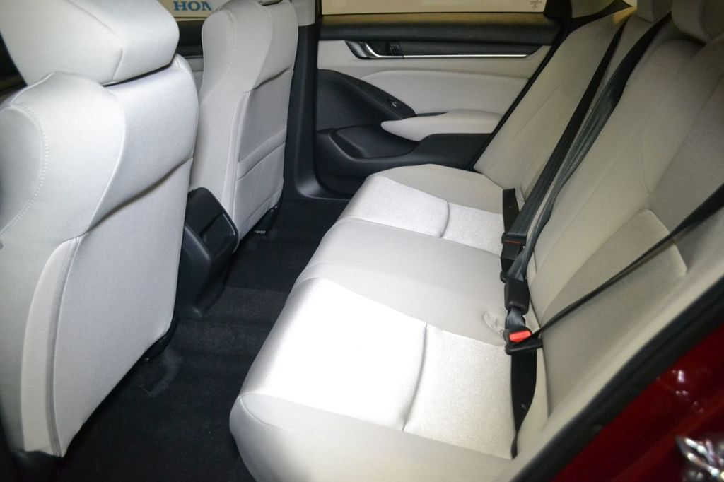 2019 Honda Accord Sedan LX 1.5T CVT - 18389248 - 25
