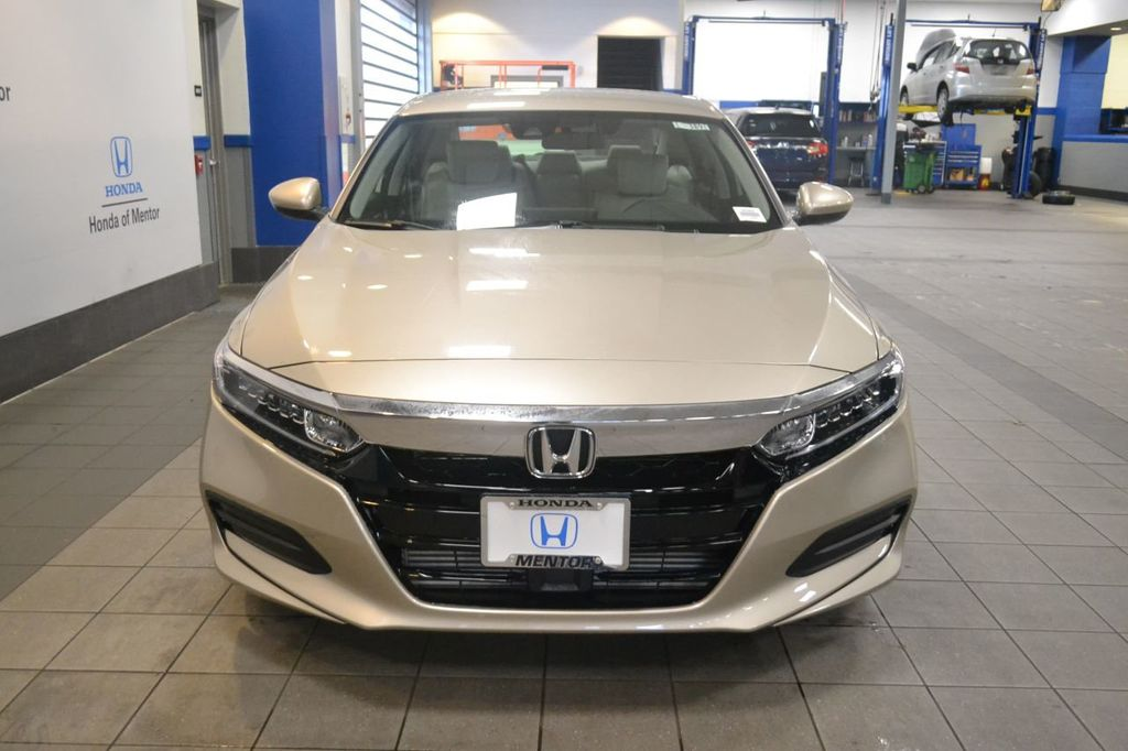 2019 Honda Accord Sedan LX 1.5T CVT - 18389248 - 2