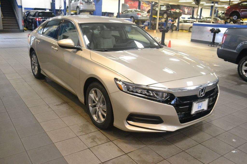 2019 Honda Accord Sedan LX 1.5T CVT - 18389248 - 3