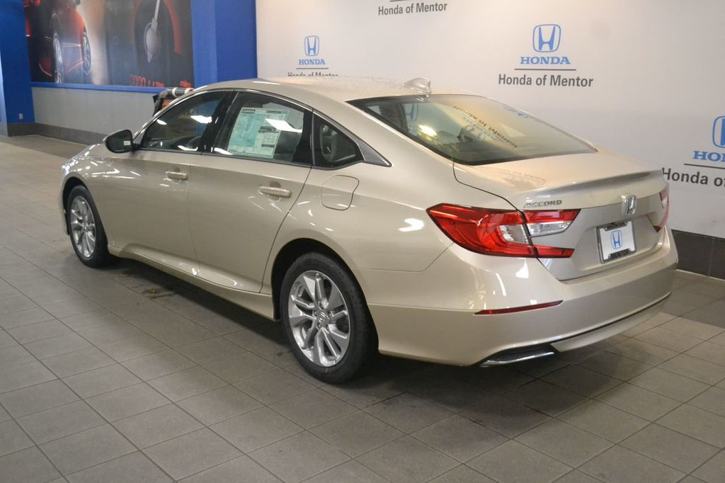 2019 Honda Accord Sedan LX 1.5T CVT - 18389248 - 6
