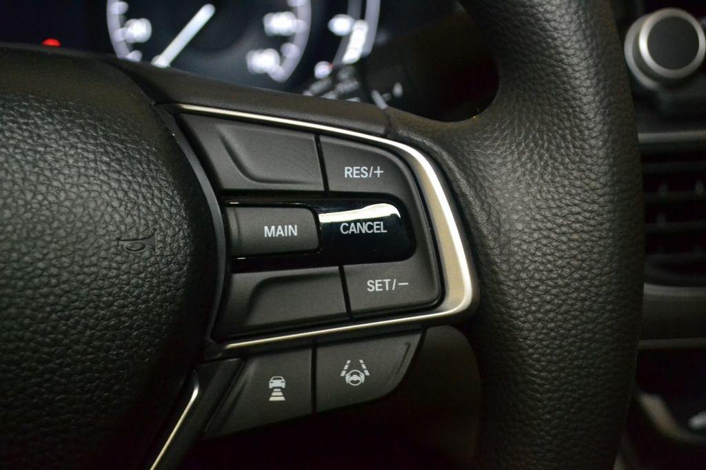 2019 Honda Accord Sedan LX 1.5T CVT - 18400985 - 21