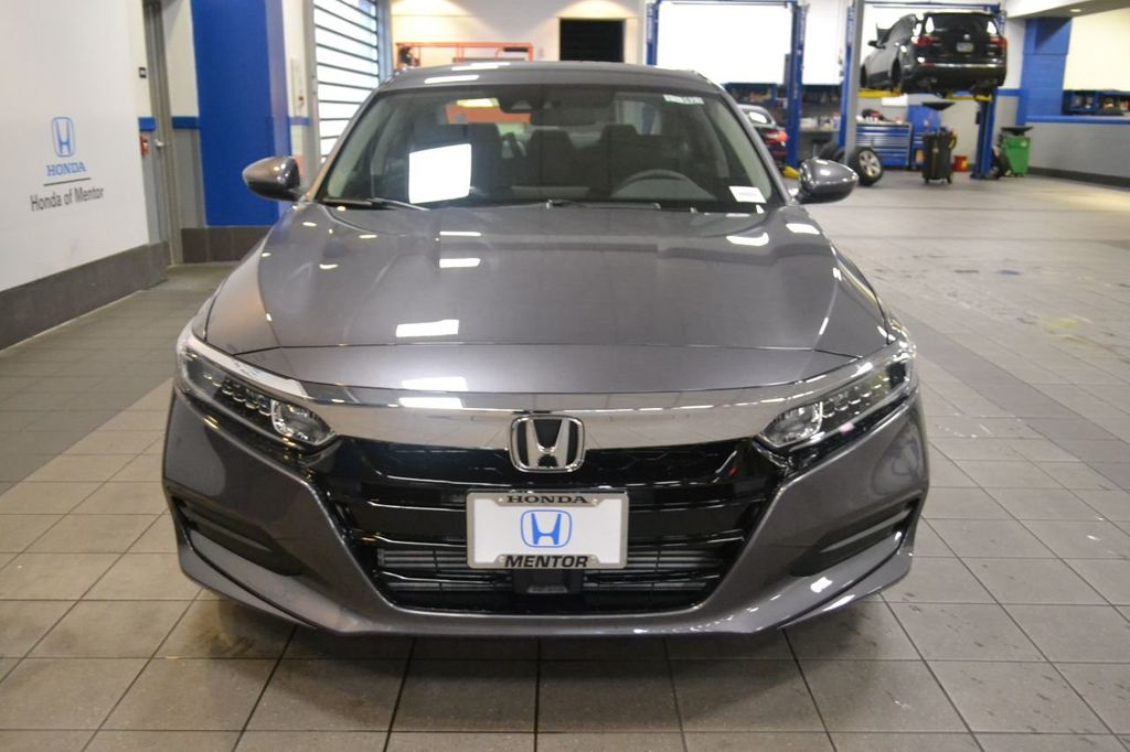 2019 Honda Accord Sedan LX 1.5T CVT - 18400985 - 2