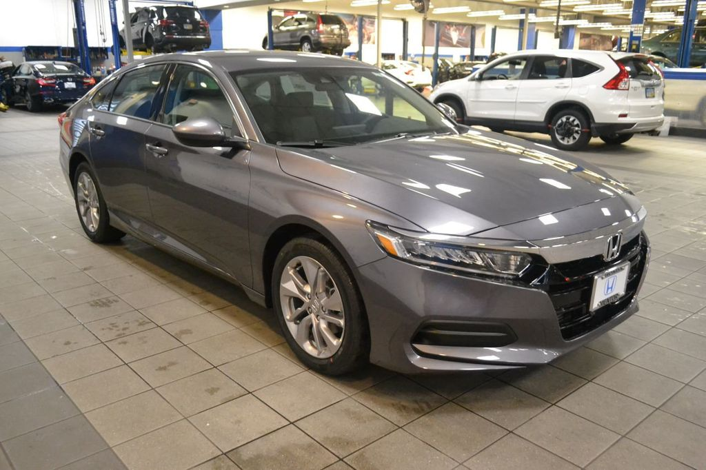 2019 Honda Accord Sedan LX 1.5T CVT - 18400985 - 3