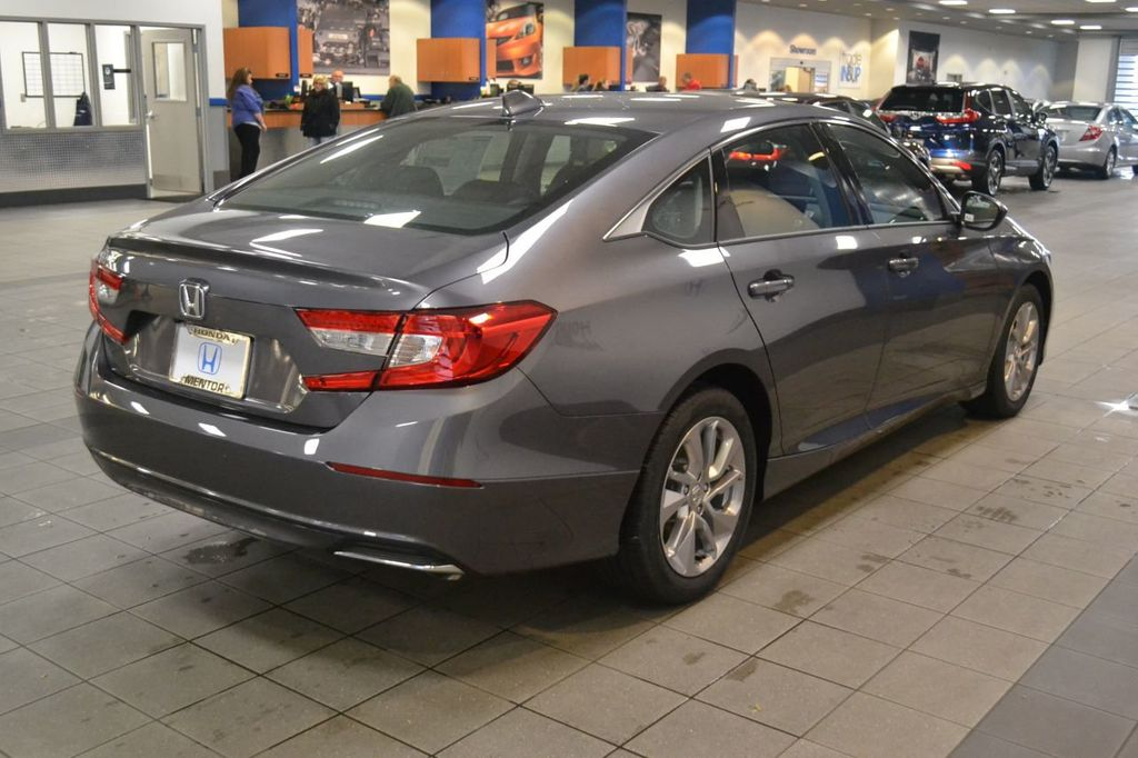 2019 Honda Accord Sedan LX 1.5T CVT - 18400985 - 4