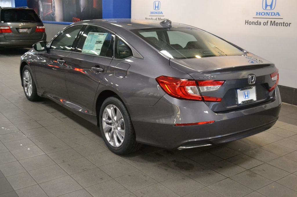 2019 Honda Accord Sedan LX 1.5T CVT - 18400985 - 6