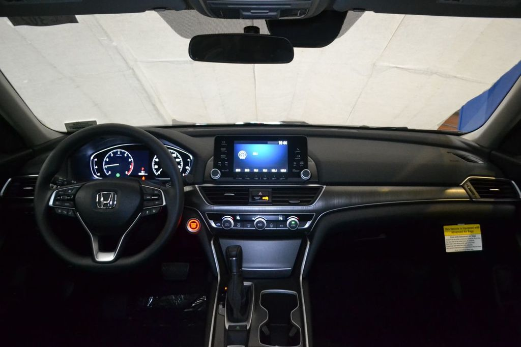 2019 Honda Accord Sedan LX 1.5T CVT - 18656358 - 10