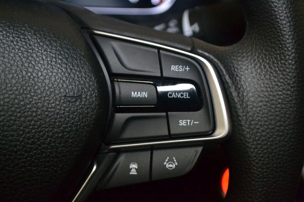 2019 Honda Accord Sedan LX 1.5T CVT - 18656358 - 17