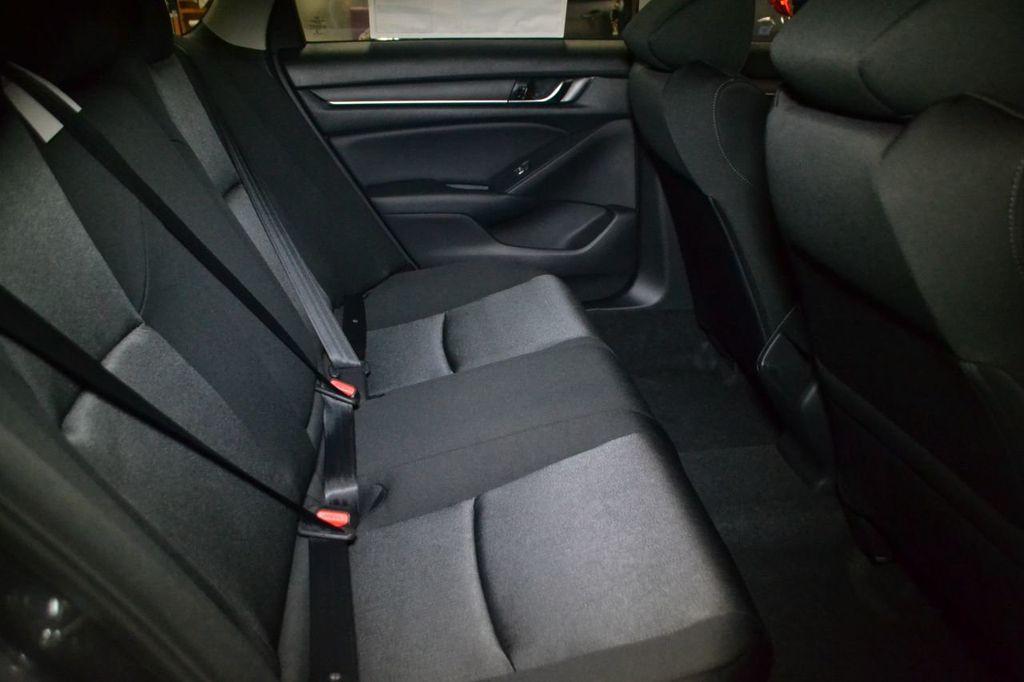 2019 Honda Accord Sedan LX 1.5T CVT - 18656358 - 24