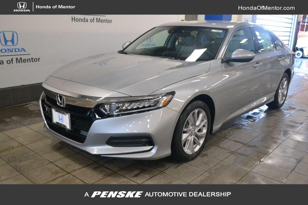 2019 Honda Accord Sedan LX 1.5T CVT - 18660830 - 0