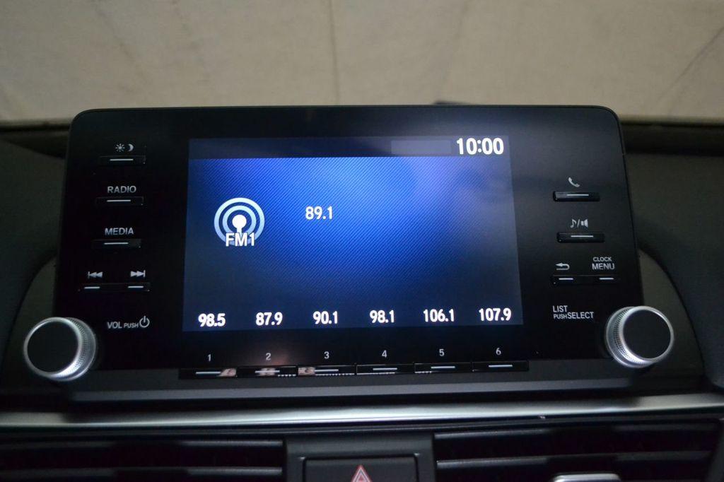 2019 Honda Accord Sedan LX 1.5T CVT - 18660830 - 19