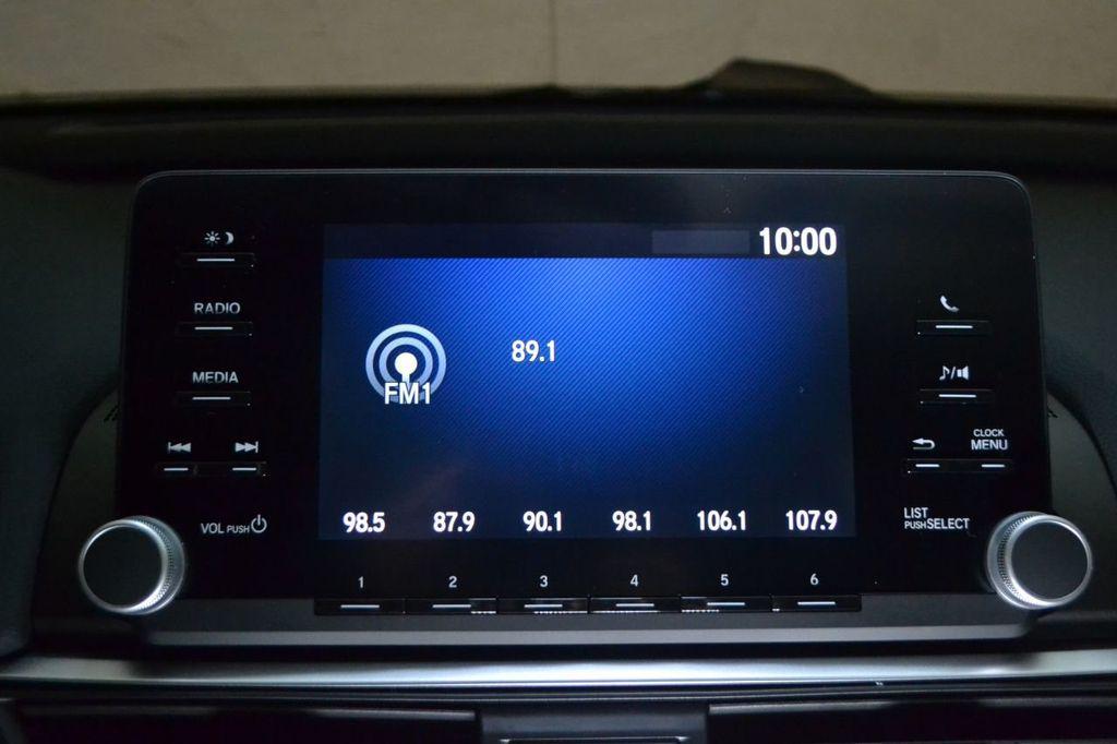2019 Honda Accord Sedan LX 1.5T CVT - 18660830 - 20
