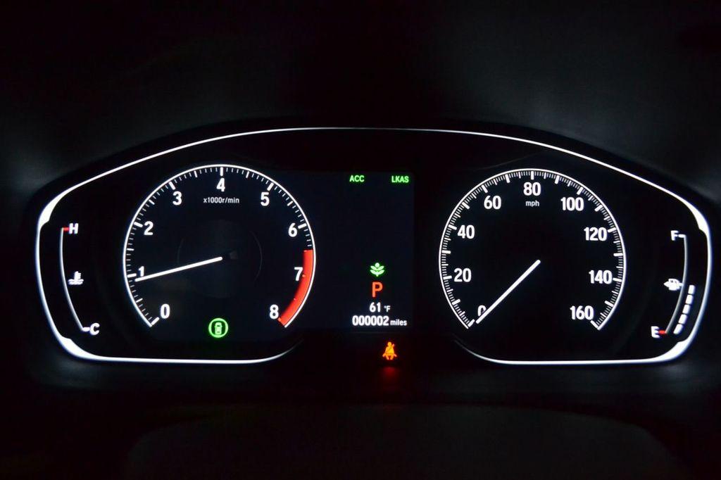 2019 Honda Accord Sedan LX 1.5T CVT - 18744693 - 17