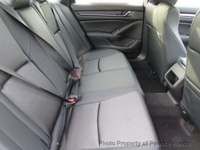 2019 Honda Accord Sedan Sport 1.5T CVT - 18380866 - 15