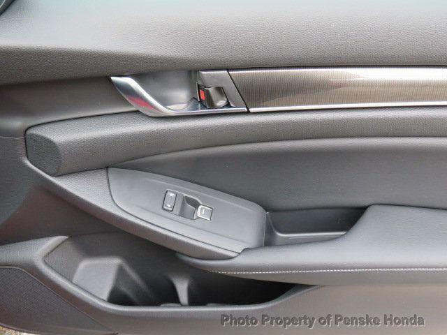 2019 Honda Accord Sedan Sport 1.5T CVT - 18380866 - 19
