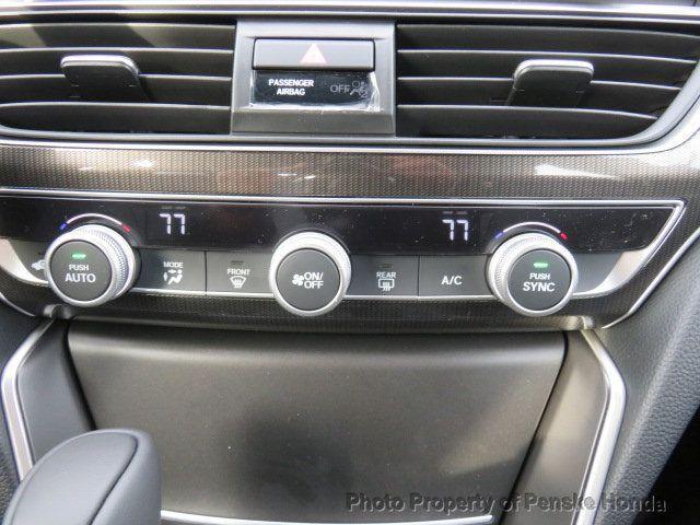 2019 Honda Accord Sedan Sport 1.5T CVT - 18380866 - 25