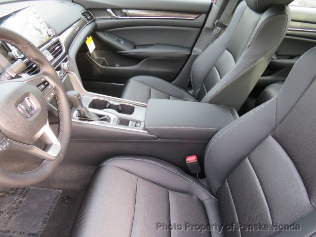 2019 Honda Accord Sedan Sport 1.5T CVT - 18380866 - 29