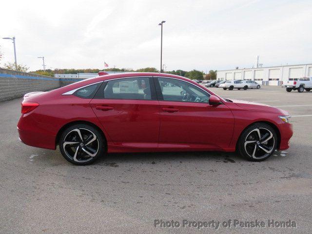 2019 Honda Accord Sedan Sport 1.5T CVT - 18380866 - 6
