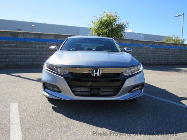 2019 Honda Accord Sedan Sport 1.5T CVT - 18389281 - 9