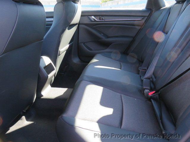2019 Honda Accord Sedan Sport 1.5T CVT - 18389281 - 13