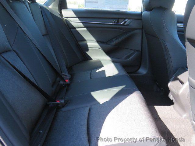 2019 Honda Accord Sedan Sport 1.5T CVT - 18389281 - 16