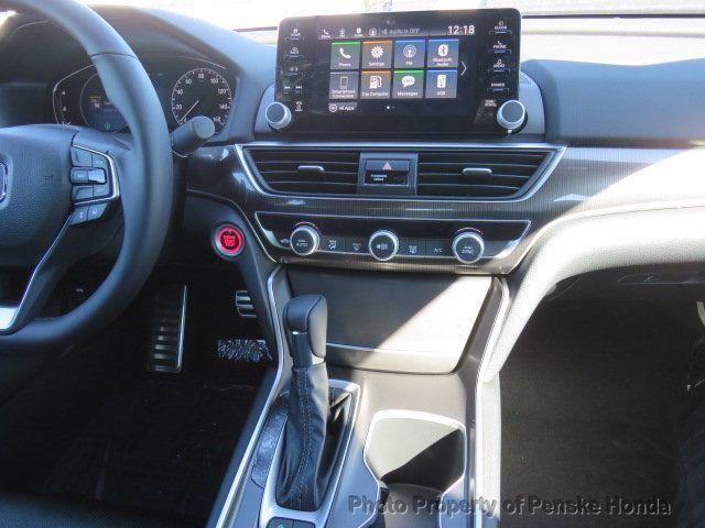 2019 Honda Accord Sedan Sport 1.5T CVT - 18389281 - 28