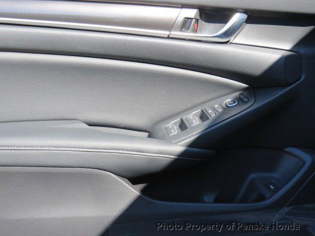 2019 Honda Accord Sedan Sport 1.5T CVT - 18389281 - 29