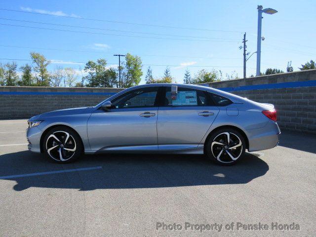 2019 Honda Accord Sedan Sport 1.5T CVT - 18389281 - 3