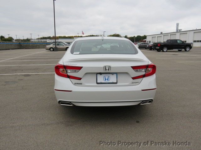 2019 Honda Accord Sedan Sport 1.5T CVT - 18430607 - 4