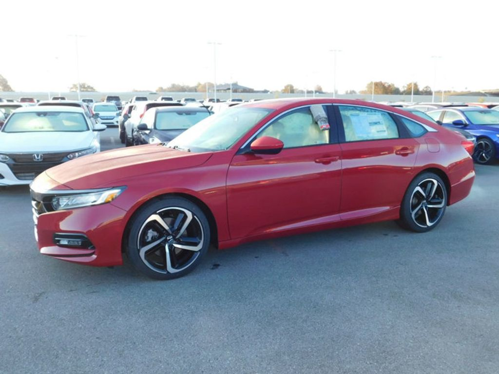 2019 Honda Accord Sedan Sport 1.5T CVT - 18313853 - 1