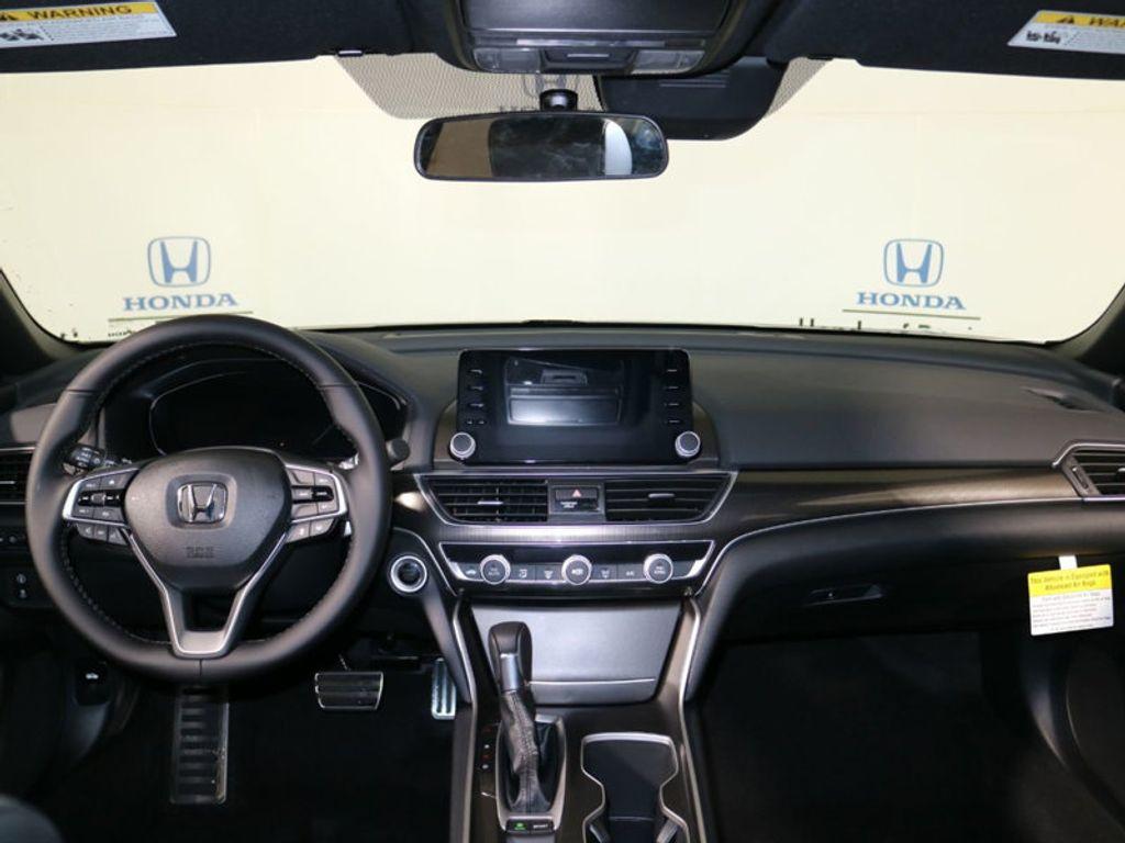 2019 Honda Accord Sedan Sport 1.5T CVT Sedan - 18304863 - 11