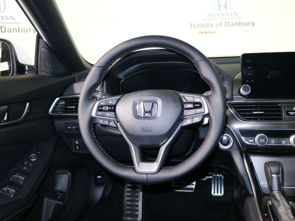 2019 Honda Accord Sedan Sport 1.5T CVT Sedan - 18304863 - 12