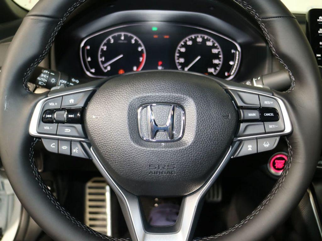 2019 Honda Accord Sedan Sport 1.5T CVT Sedan - 18304863 - 16