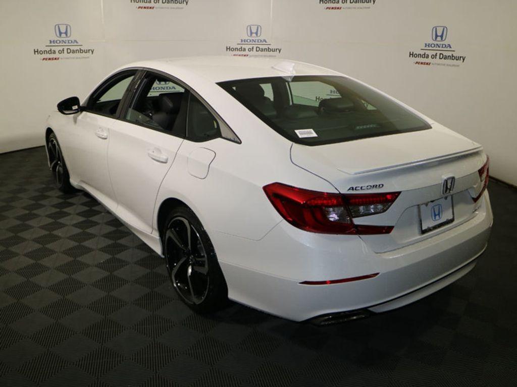 2019 Honda Accord Sedan Sport 1.5T CVT Sedan - 18304863 - 4
