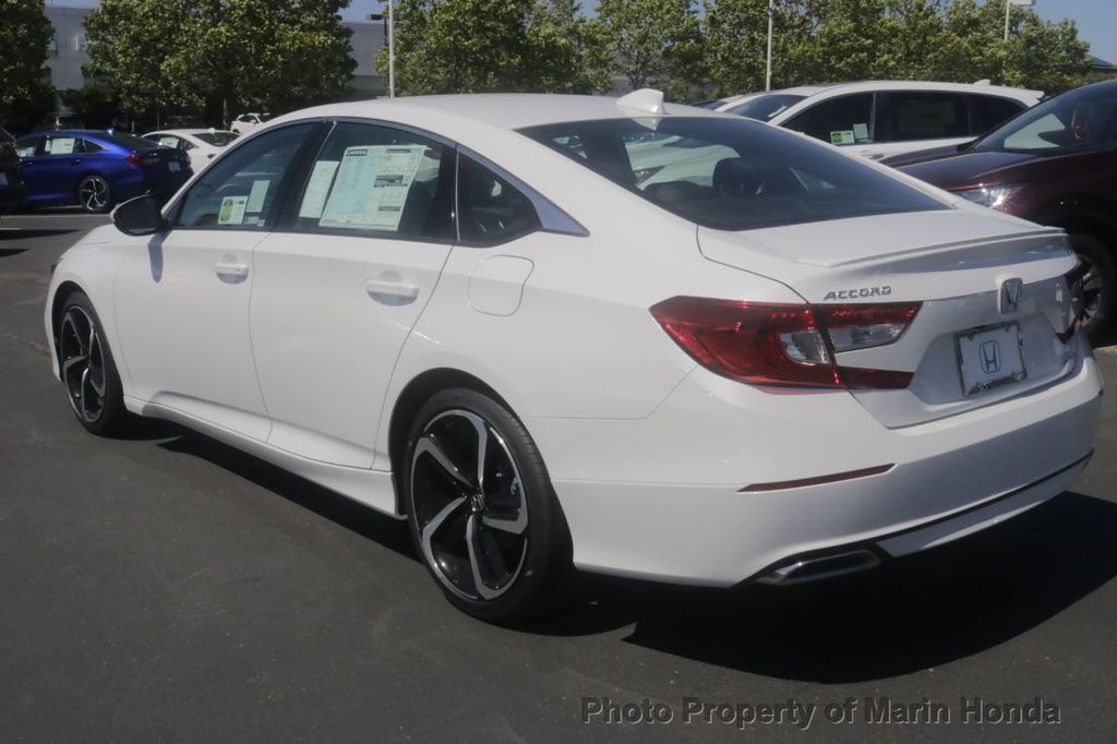 2019 Honda Accord Sedan Sport 1.5T Manual - 18617488 - 2