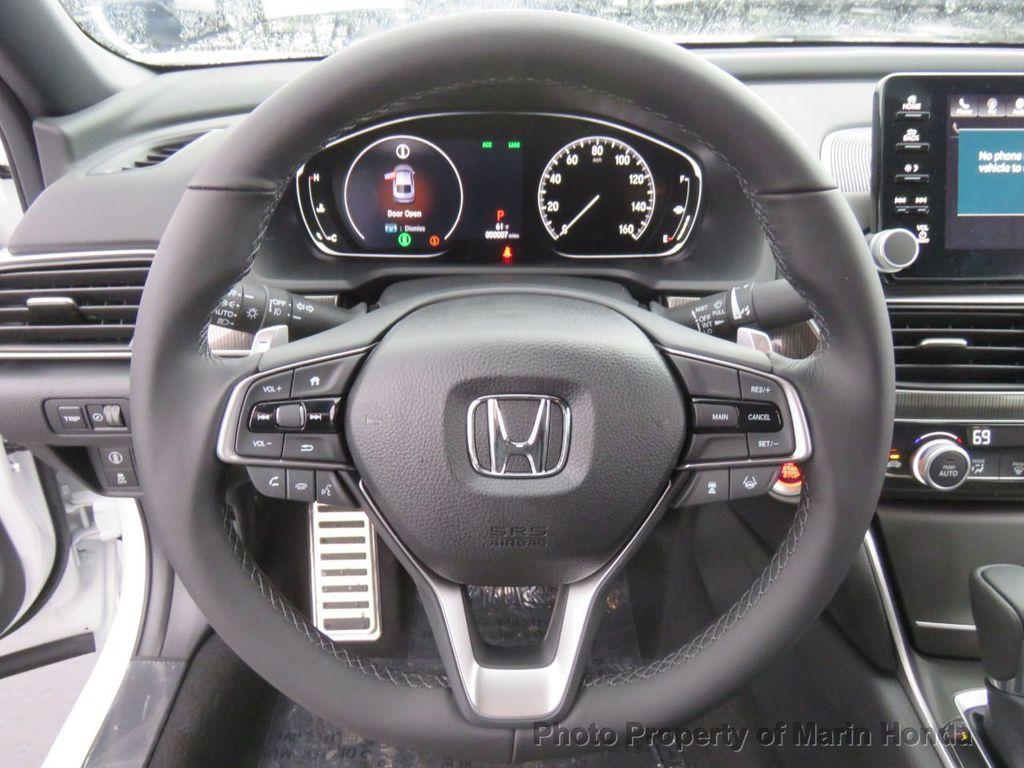 2019 Honda Accord Sedan Sport 1.5T Manual - 18666256 - 13