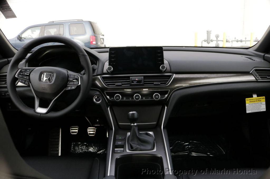 2019 Honda Accord Sedan Sport 1.5T Manual - 18666256 - 29