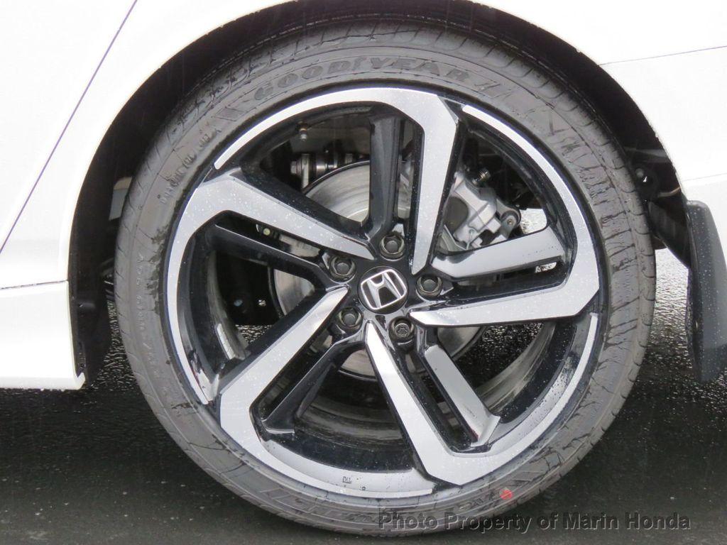 2019 Honda Accord Sedan Sport 1.5T Manual - 18666256 - 6