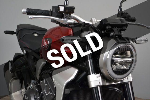 2019 Honda CB1000R