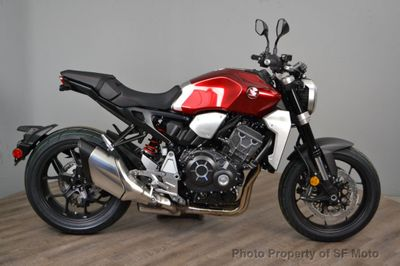 2019 Honda CB1000R  - Click to see full-size photo viewer