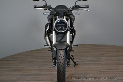 2019 Honda CB300R  - Click to see full-size photo viewer