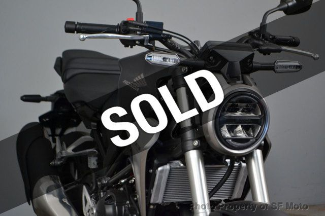 2019 Honda CB300R ABS Model - 19269829 - 0