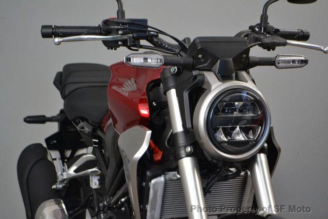 2019 Honda CB300R ABS version