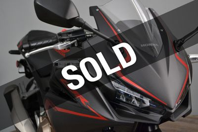 New 2019 Honda CBR500R ABS In Stock Now!!!