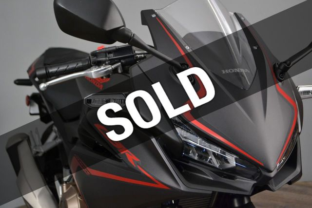 2019 Honda CBR500R ABS In Stock Now!!!